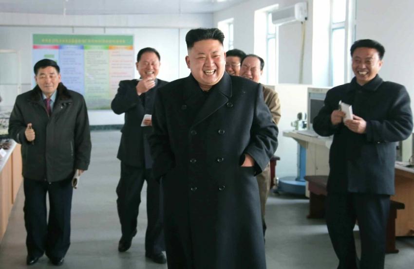 Kuzey Kore tanımlanamayan cisim fırlattı
