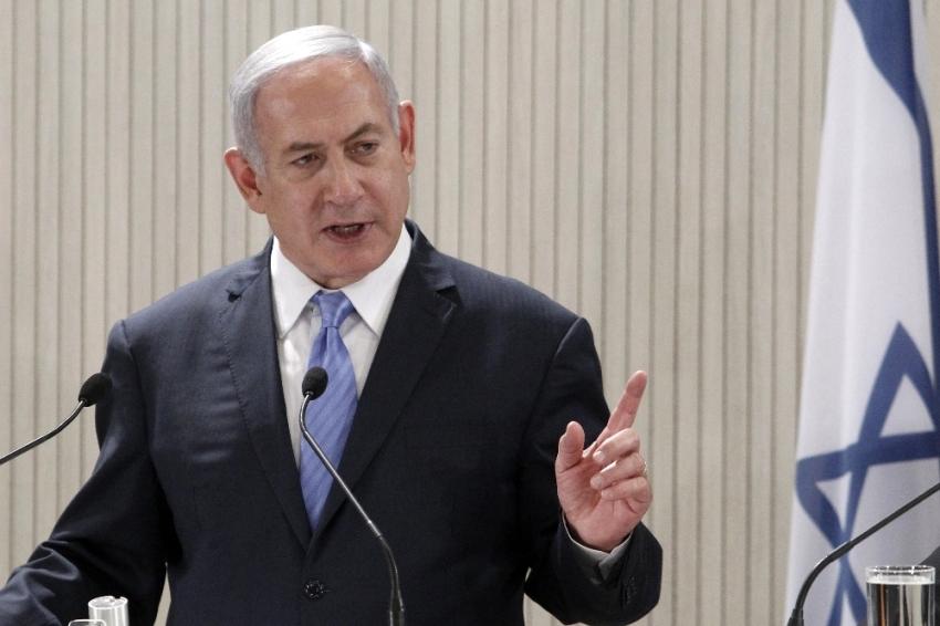 """Netanyahu: """"İran kırmızı çizgiyi aştı"""""""