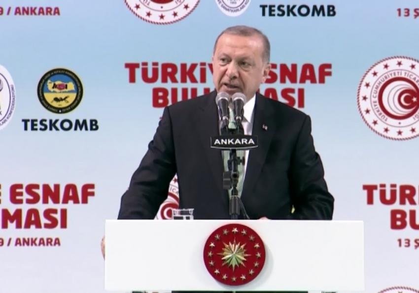 """""""Ekonomik tetikçilere Osmanlı tokadını hep birlikte vuracağız"""""""
