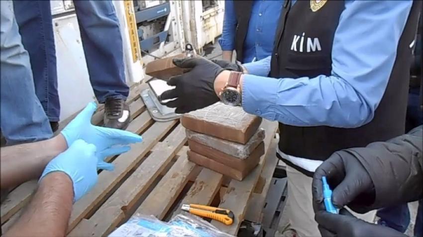 İstanbul'da 4 buçuk milyonluk kokain operasyonu
