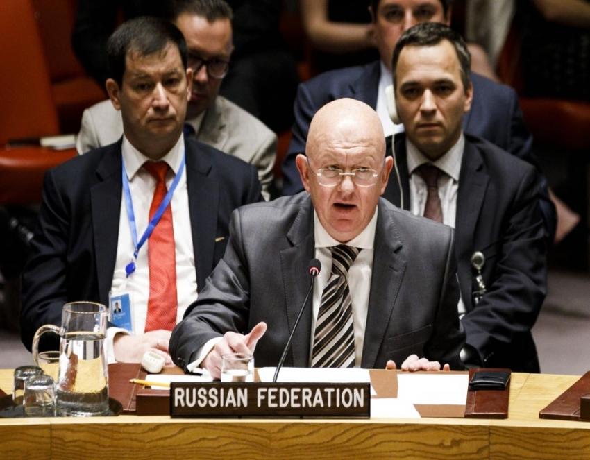 Rusya'dan BM Güvenlik Konseyi'ne sert tepki