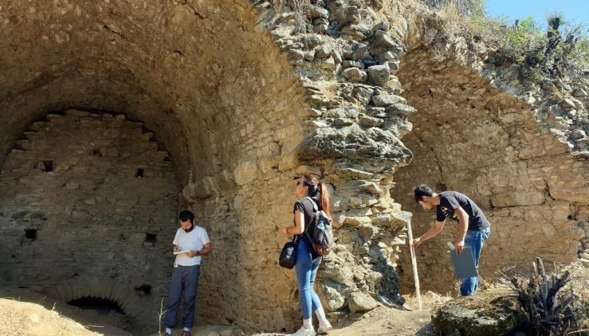 Mastavra Antik Kenti için seferber oldular