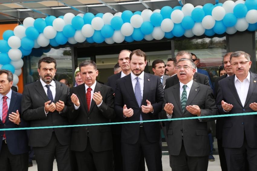 Türkiye'de bir ilk: Ankara'da açıldı