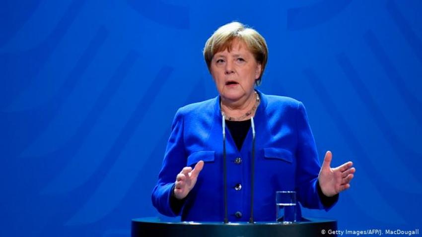"""Merkel: """"Önlemleri gevşetmek için erken"""""""