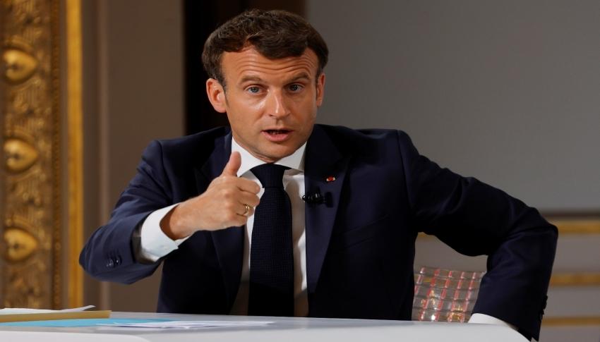 "Macron: ""Sahel'deki Barkhane Operasyonu sona erdi"""