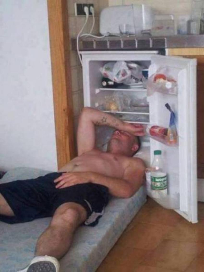 Sıcaktan bayılanları ferahlatacak fotoğraflar