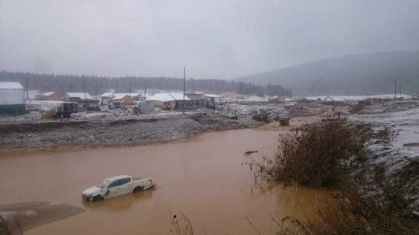 15 kişinin öldüğü baraj faciasının görüntüleri ortaya çıktı