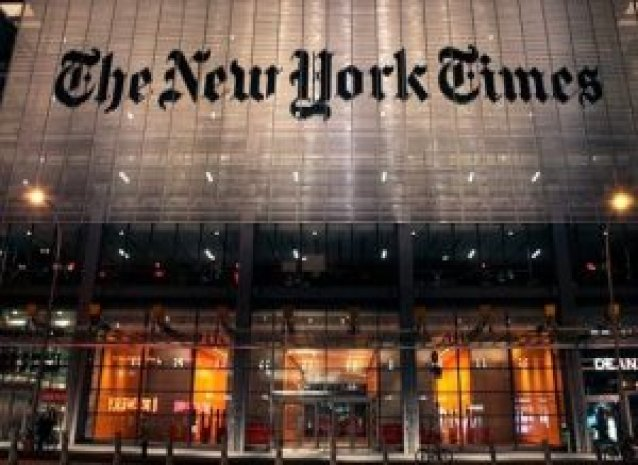 New York Times'tan Türklere veto