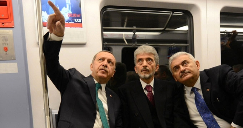 Ankara Büyükşehir Belediye Başkanı Mustafa Tuna kimdir?