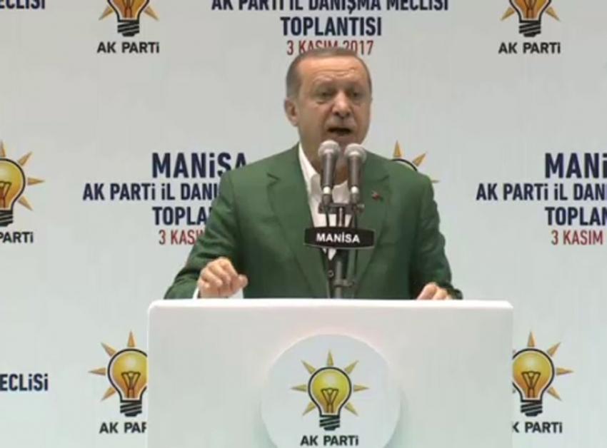 """""""Bu teşkilatta kimse AK Parti üzerinde değildir"""""""