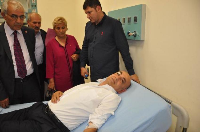 CHP'li aday ölümden döndü