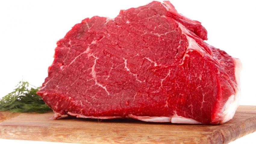 Toplam kırmızı et üretimi ilk çeyrekte azaldı