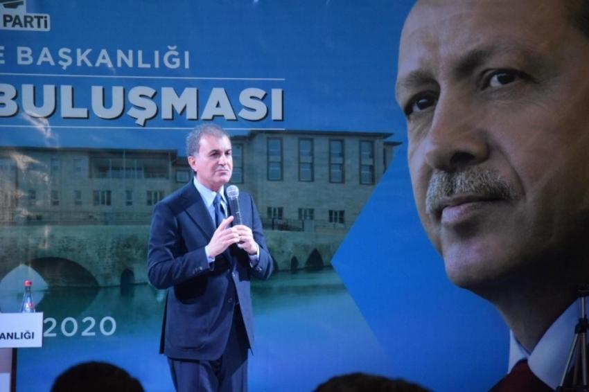 Ömer Çelik'ten Başbuğ ve Kılıçdaroğlu açıklaması