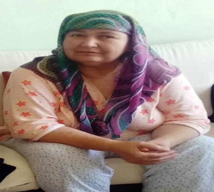 Pansuman için gittiği hastanede öldü