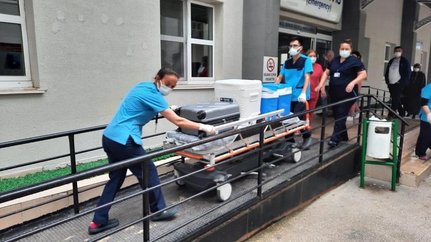 Bursa'da organ bekleyenlerin umudu oldu