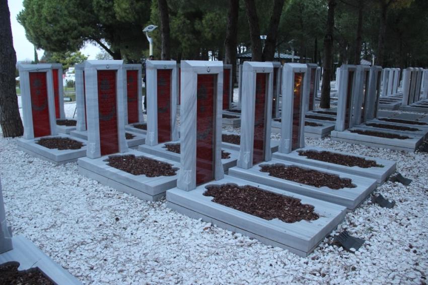 Bir asırlık bağ: Çanakkale'de 53 Kudüslü şehit