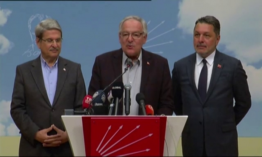 CHP'li Koç'tan Ankara açıklaması