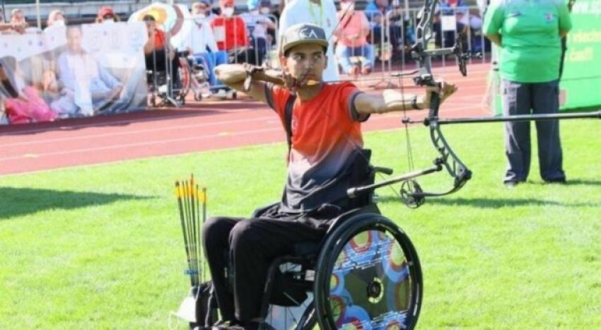 Milli okçu Aydın, Çekya'da şampiyon oldu