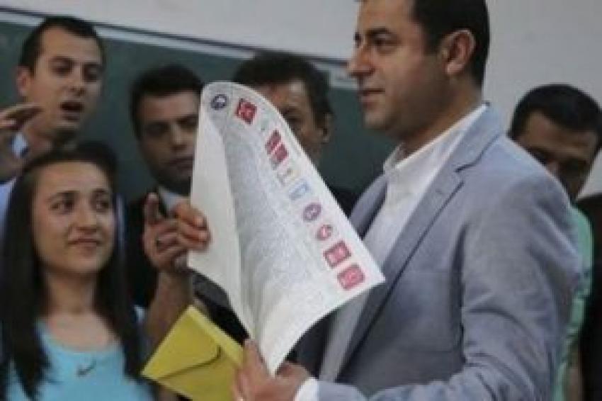 Köylerdeki seçim sonuçları HDP'yi ele verdi
