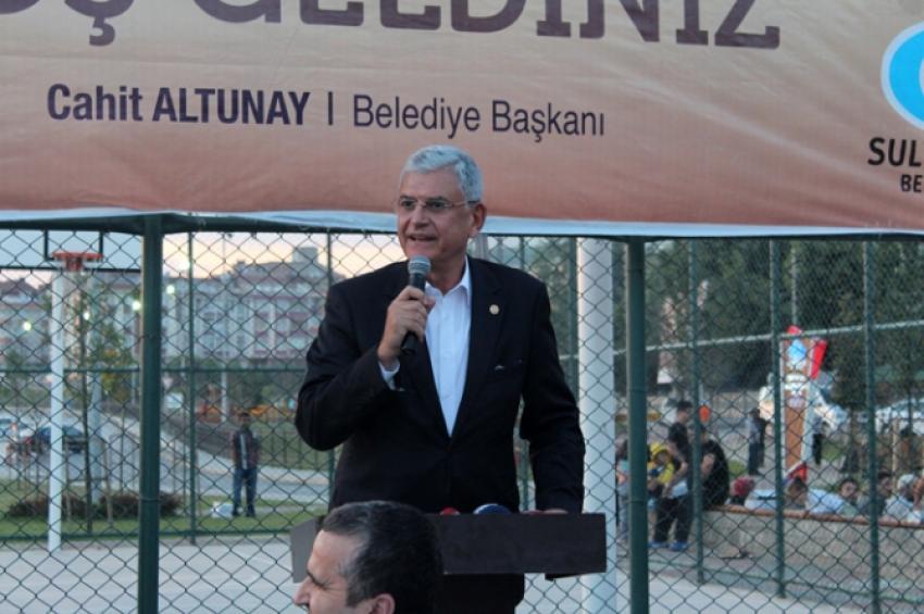 """""""AK Partisiz hükümet olmaz"""""""