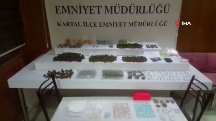 İstanbul'da rezidansa operasyon