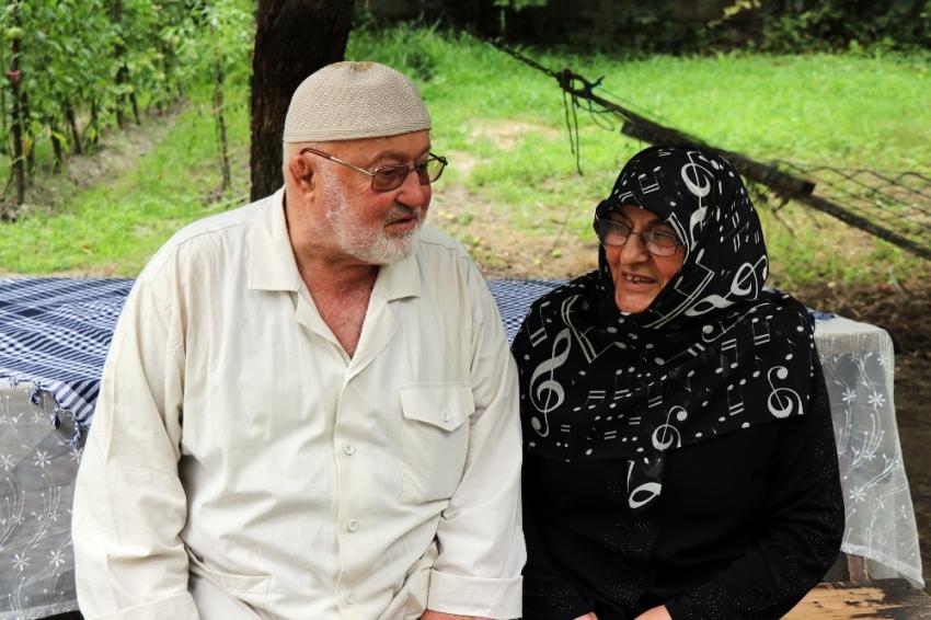 'Survivor'cı yaşlı çift konuştu