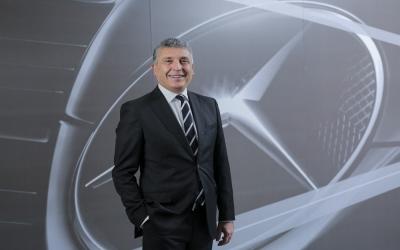 Mercedes-Benz Türk'ten 1 milyar euroluk ihracat