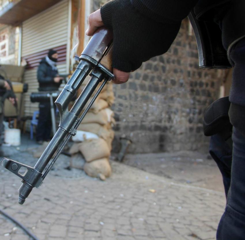 Kerkük'te 6 DEAŞ militanı öldürüldü - Bursa.com
