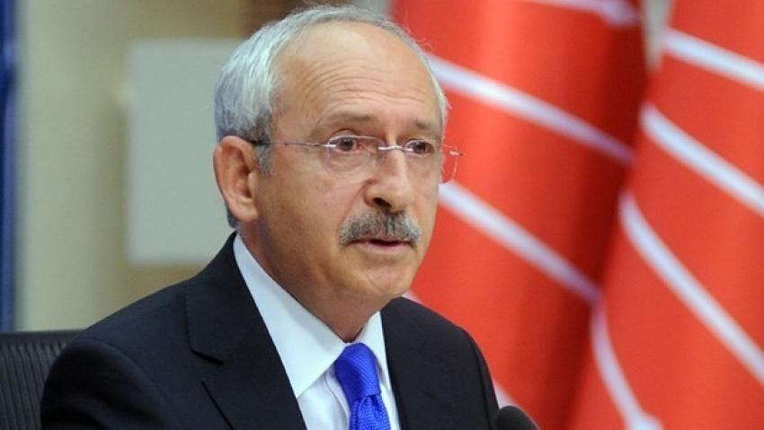 """Kılıçdaroğlu: """"Olay parti, seçim, kişi meselesi değil"""""""