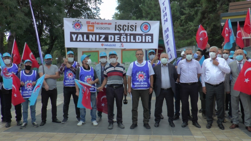 Türk Metal Senadikası'ndan işten çıkarılan üyeleri için ortak açıklama