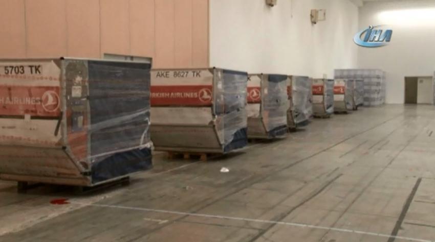 Yurt dışı oyları ATO'da muhafaza altına alındı