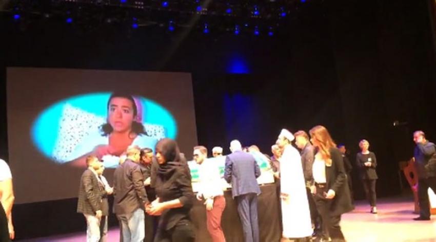 Oya Aydoğan gözyaşları içinde toprağa verildi!