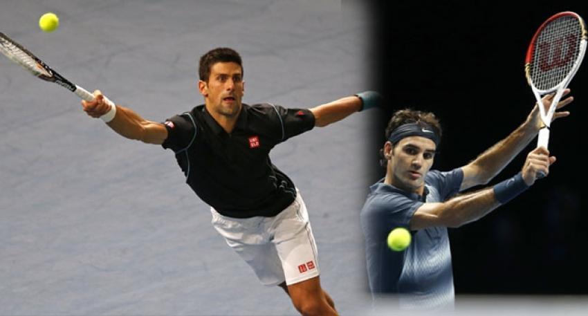 Wimbledon'da finalin adı Federer ve Djokoviç