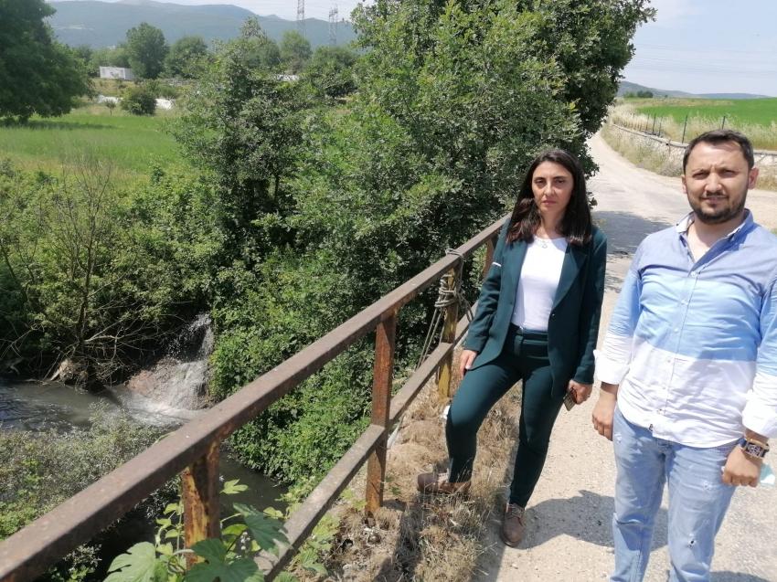 Bursa'nın ölü akarsuları
