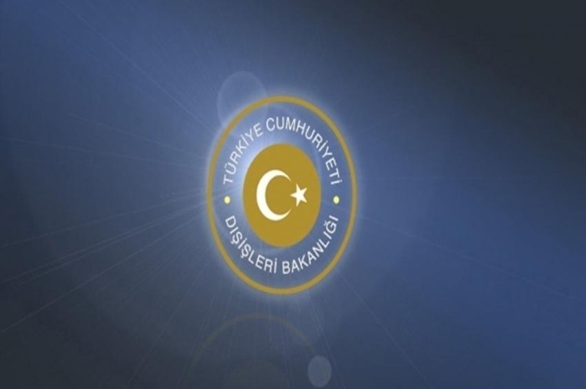 Dışişleri Bakanlığı'ndan ABD-Türkiye ittifakına yönelik açıklama