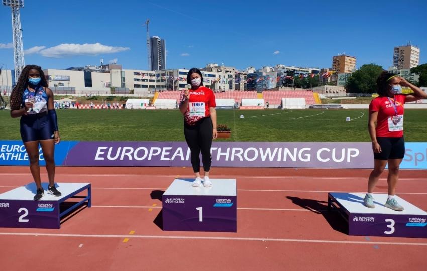 Avrupa Atlamalar Kupası'nda Türkiye'den tarihi başarı