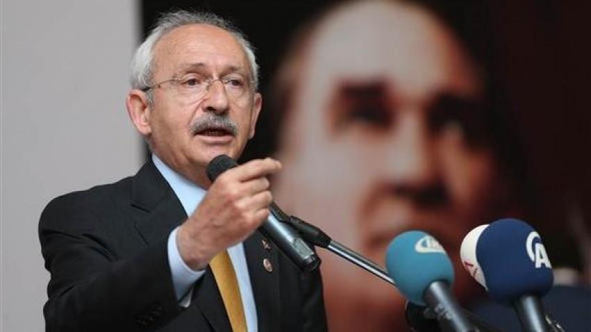 """Kılıçdaroğlu: """"Ben olmasam miting yapamayacaklar"""""""