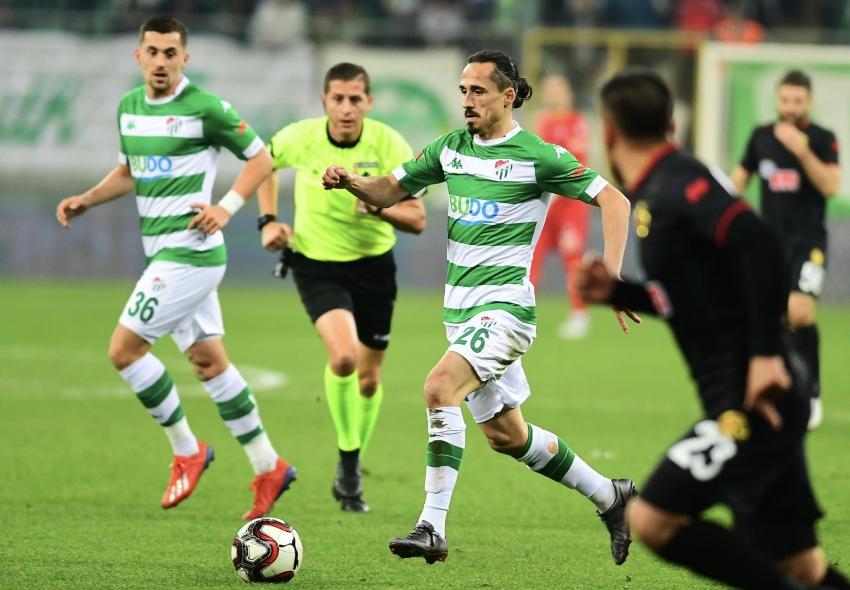 Bursaspor'dan şok yenilgi!