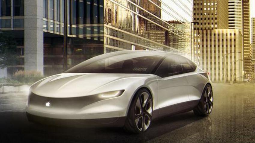 Apple otomobil işine resmen giriyor!