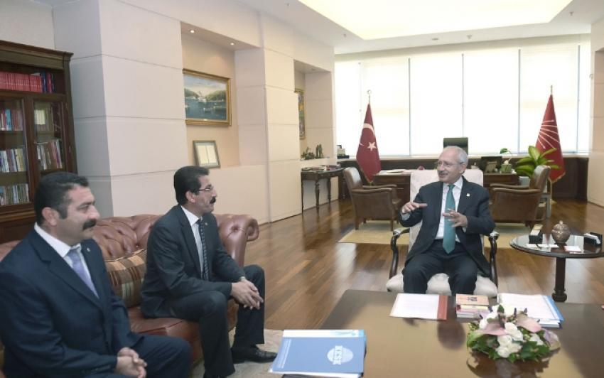 KESK Eş Genel Başkanı Kılıçdaroğlu ile ne konuştu ?