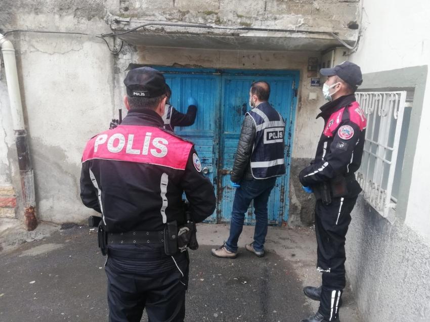 Kahramanmaraş'ta 30 kişi tutuklandı