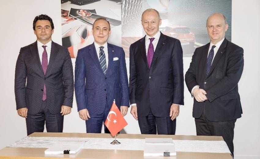 Renault'nun Türkiye'ye güveni tam