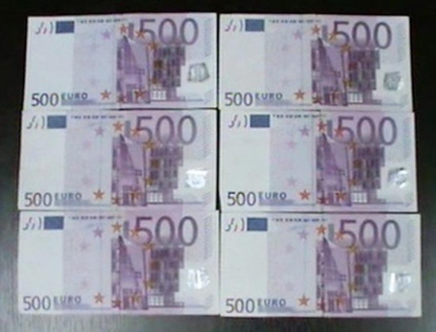 Gürcistan'da piyasaya sahte para süren Türk vatandaşı gözaltına alındı