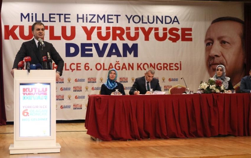 """""""'Zeytin Dalı' dünyanın güvenliğini sağlıyor"""""""
