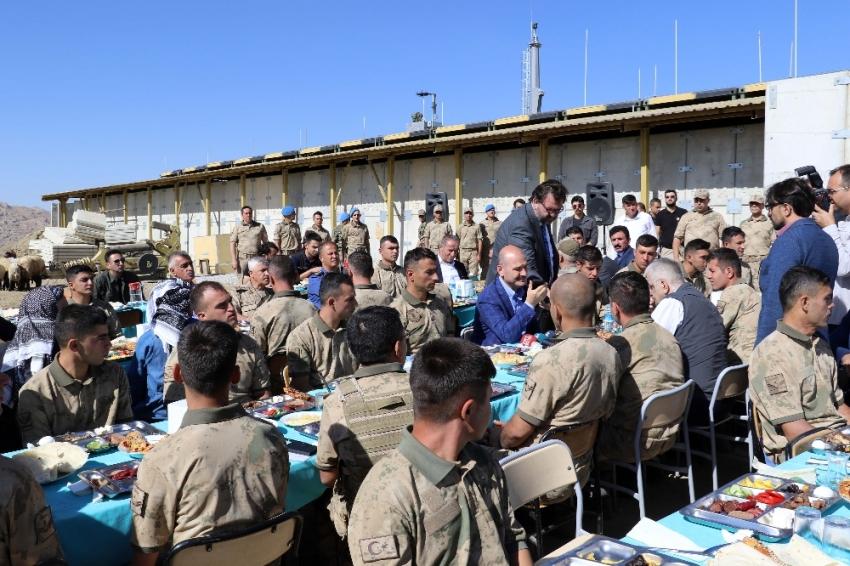 Cumhurbaşkanı Erdoğan'dan Kato kahramanlarına selam