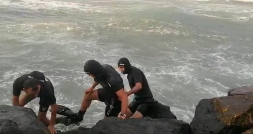 16 yaşındaki çocuk denizde kayboldu