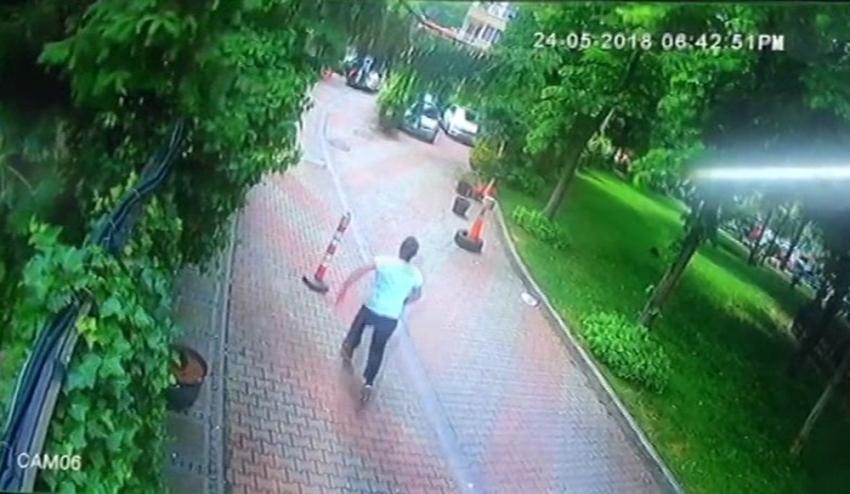 Ünlü armatör ailesine ait yalıda hırsızlık girişimi