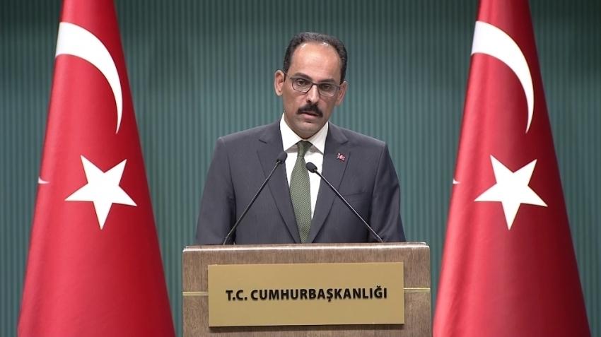 """""""McGurk'un Türkiye'ye karşı suçlamaları anlamsız"""""""
