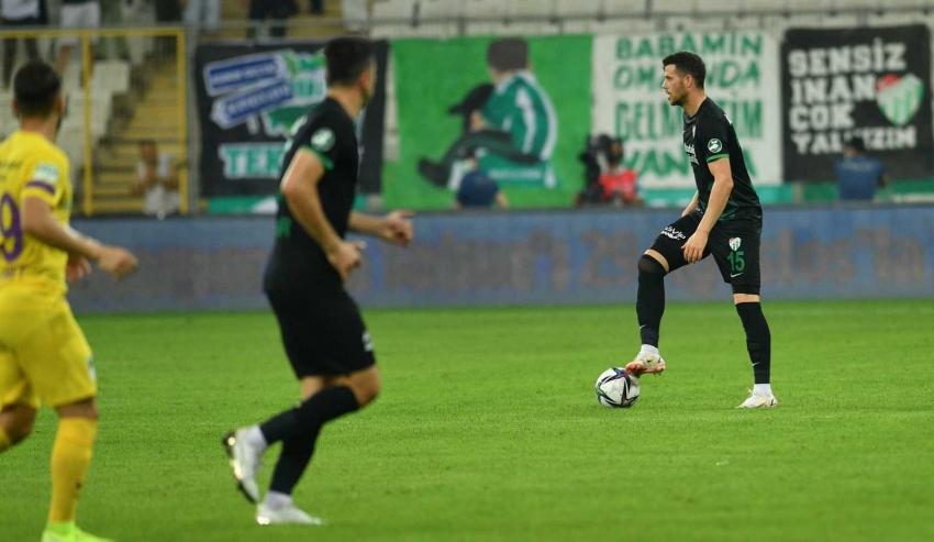Bursaspor : 0-4 Ankaragücü