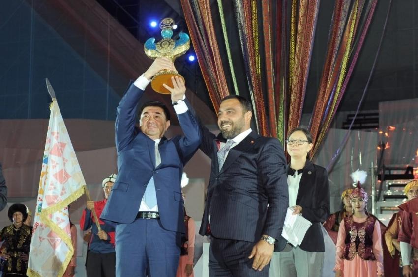 4. Dünya Göçebe Oyunları Türkiye'de düzenlenecek